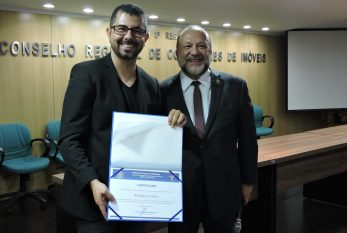 Palestra sobre marketing digital no CRECI/DF