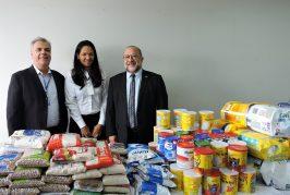 CRECI/DF entrega de doações a instituições sociais do DF