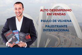 Paulo de Vilhena em Brasília – Exclusivo para Corretores do DF