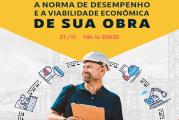 Norma de Desempenho é tema de seminário no Sinduscon-DF