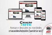 ACI/DF garante desconto para criação de sites