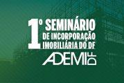 1º Seminário de Incorporação Imobiliária do DF