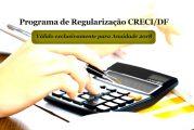 Programa de Regularização CRECI/DF