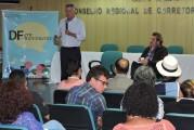 CRECI/DF recebe o Govenador Rollemberg e o Grupo DF em Movimento