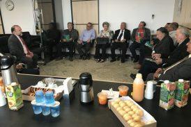 Café da Manhã com o Presidente – Agosto 2017