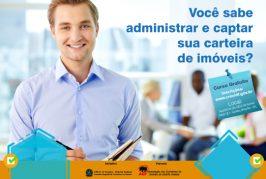 Cursos de Administração e Captação de Imóveis no GAMA