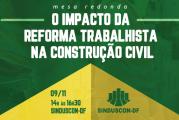 Qual o impacto da Reforma Trabalhista na construção civil?
