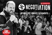 Curso de negociação e vendas em Brasília com Fabrício Medeiros