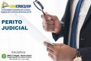 UNICRECI/DF: Inscrições abertas para Curso de Perito Judicial