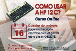 Curso como usar HP12c?