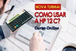 UNICRECI/DF: Inscrições abertas para Curso de HP12C