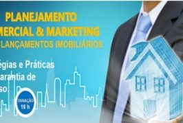 Planejamento Comercial e de Marketing para Lançamentos Imobiliários