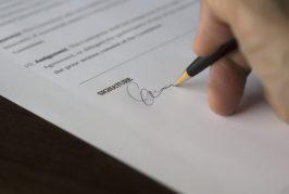 Veja como fazer um contrato de aluguel sem erros