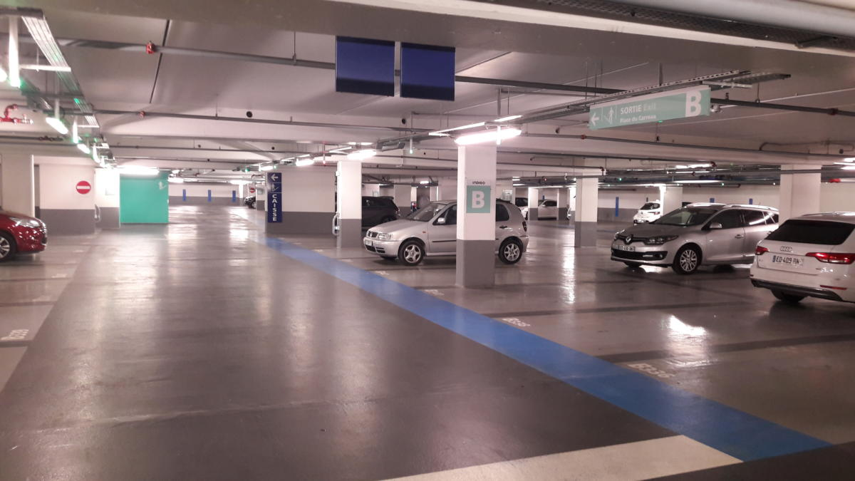 Gestão criativa de estacionamentos