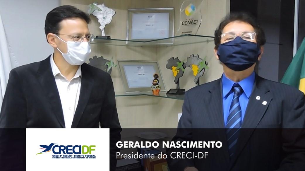 CRECI-DF parceria com a DFimóveis