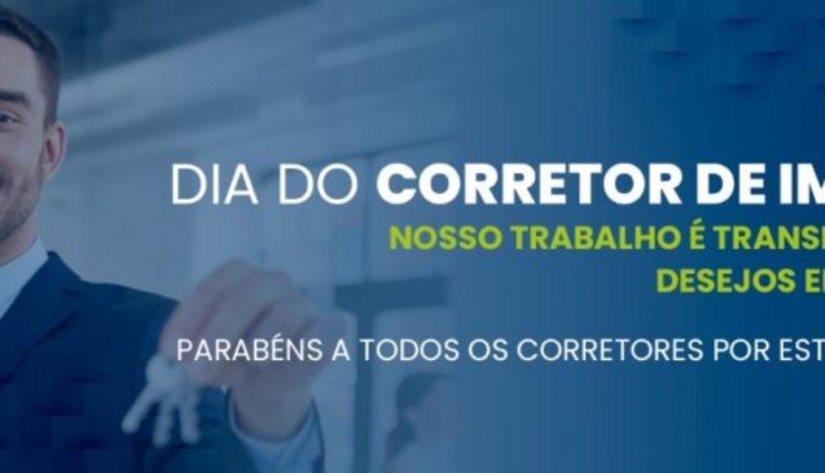 DIA DO CORRETOR DE IMOVEIS 2021
