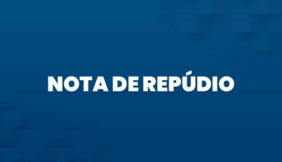 NOTA DE REPUDIO